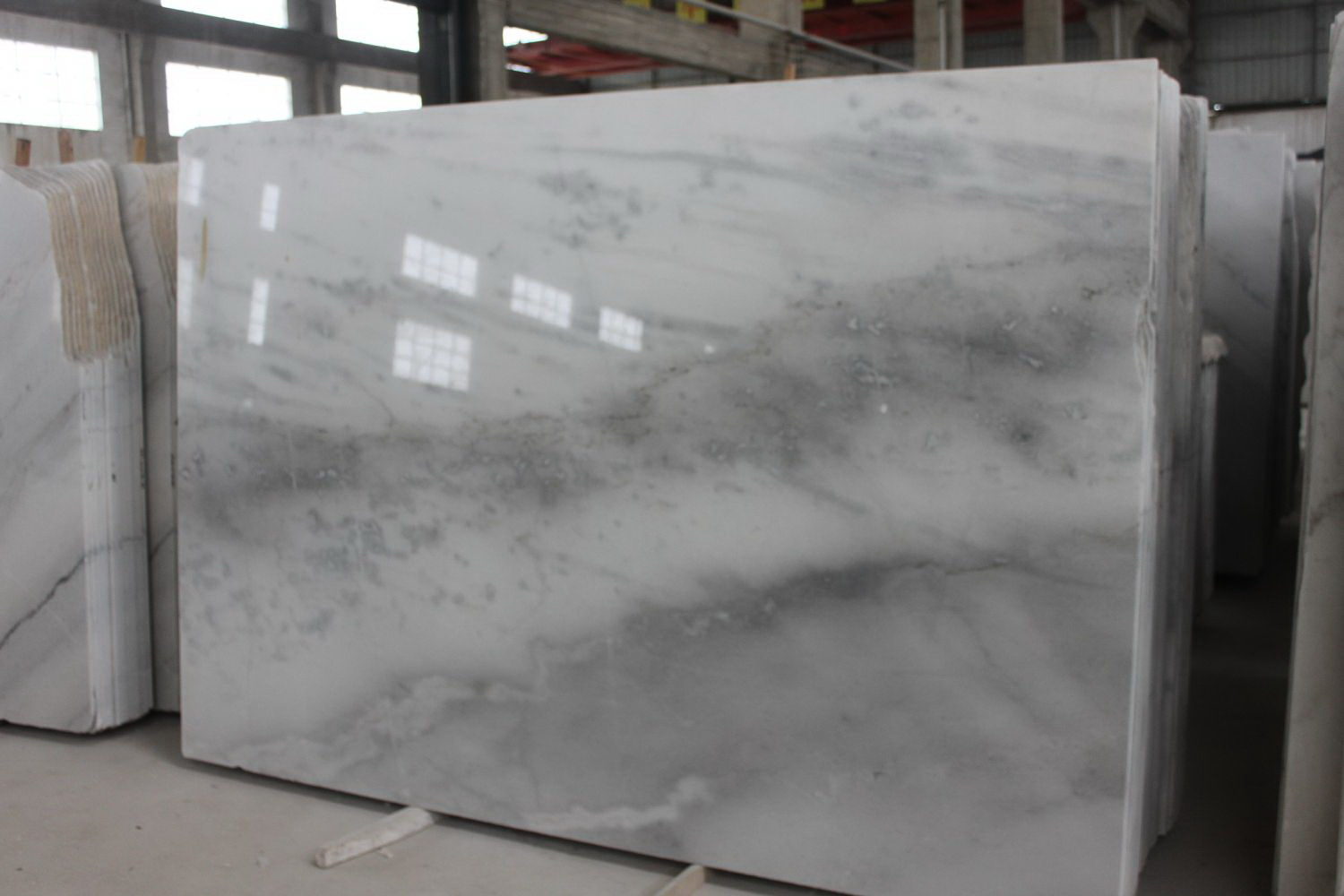 Guangxi White Marble(Fanstastic) (4)
