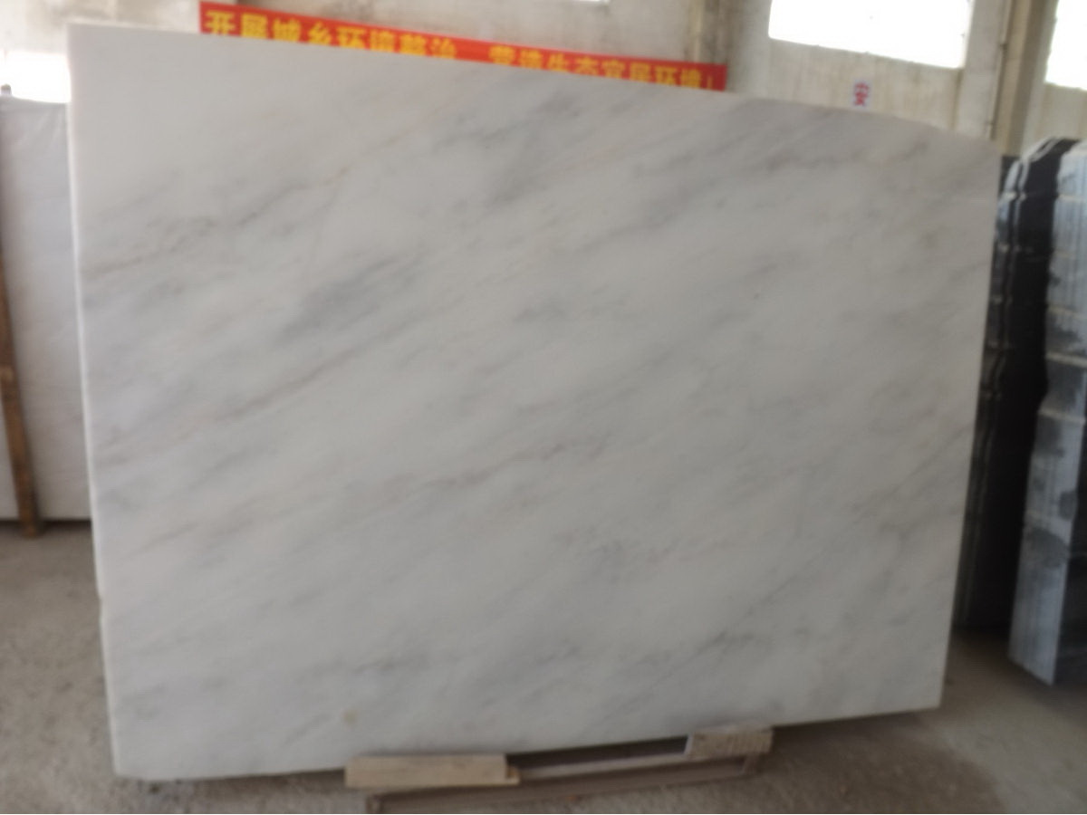 Guangxi White Marble-Arabescato  (3)