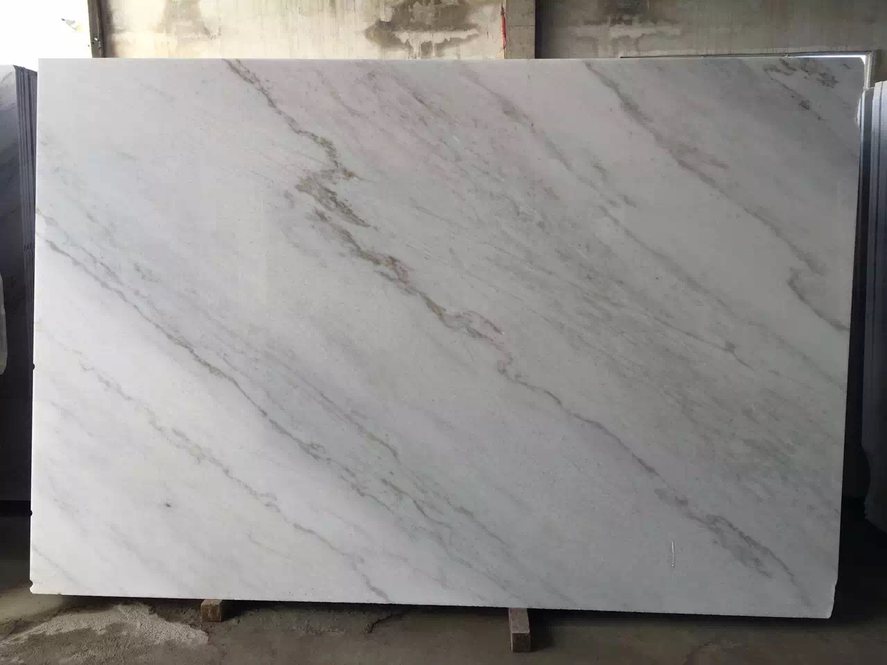 Guangxi White Marble-Arabescato  (23)