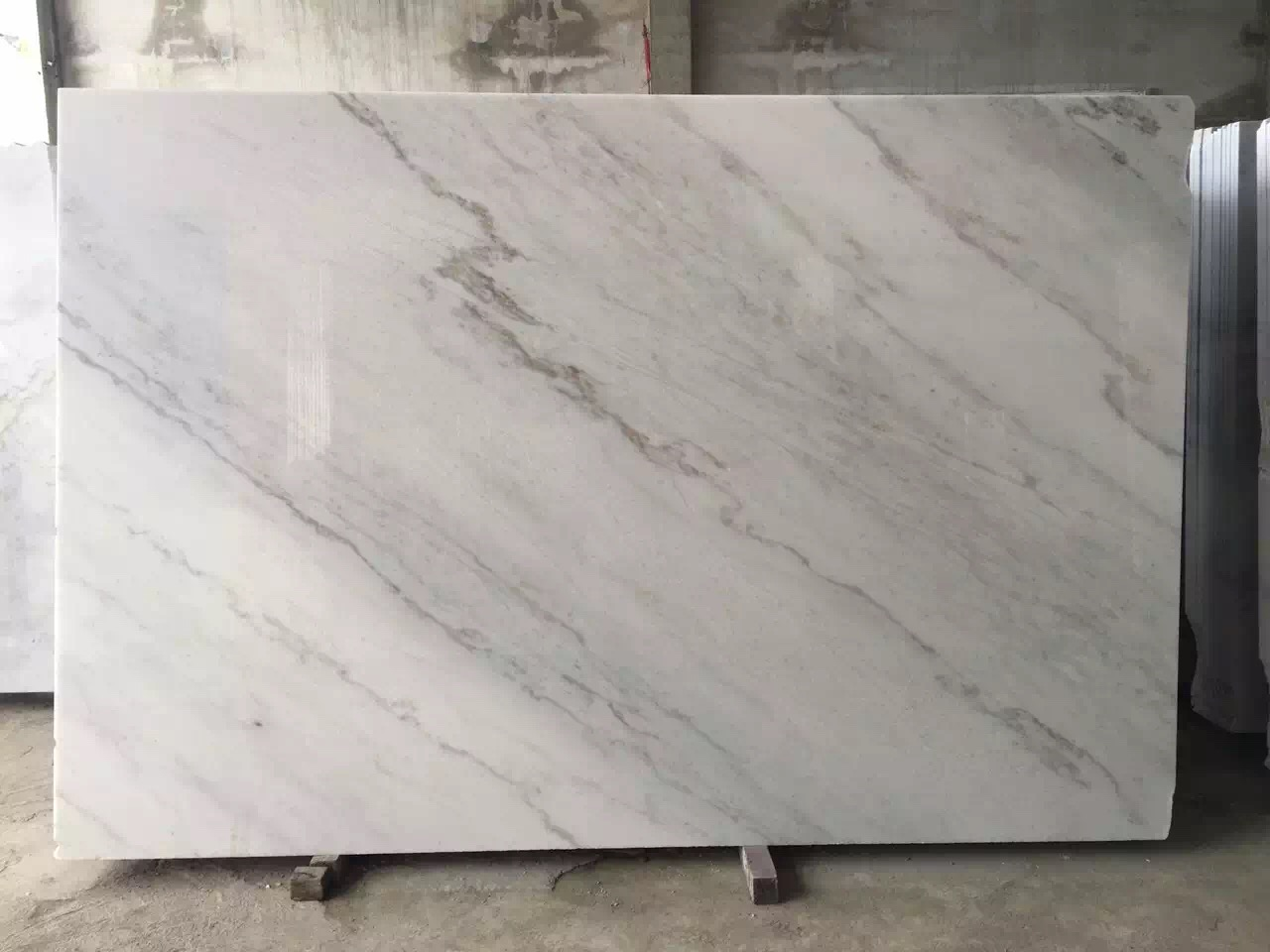 Guangxi White Marble-Arabescato  (28)