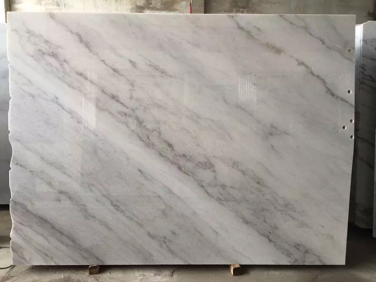 Guangxi White Marble-Arabescato  (30)