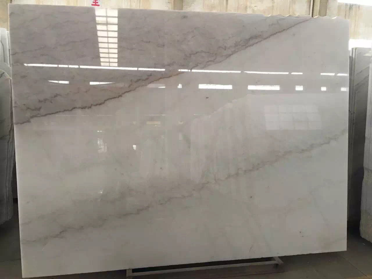 Guangxi White Marble-Arabescato  (31)