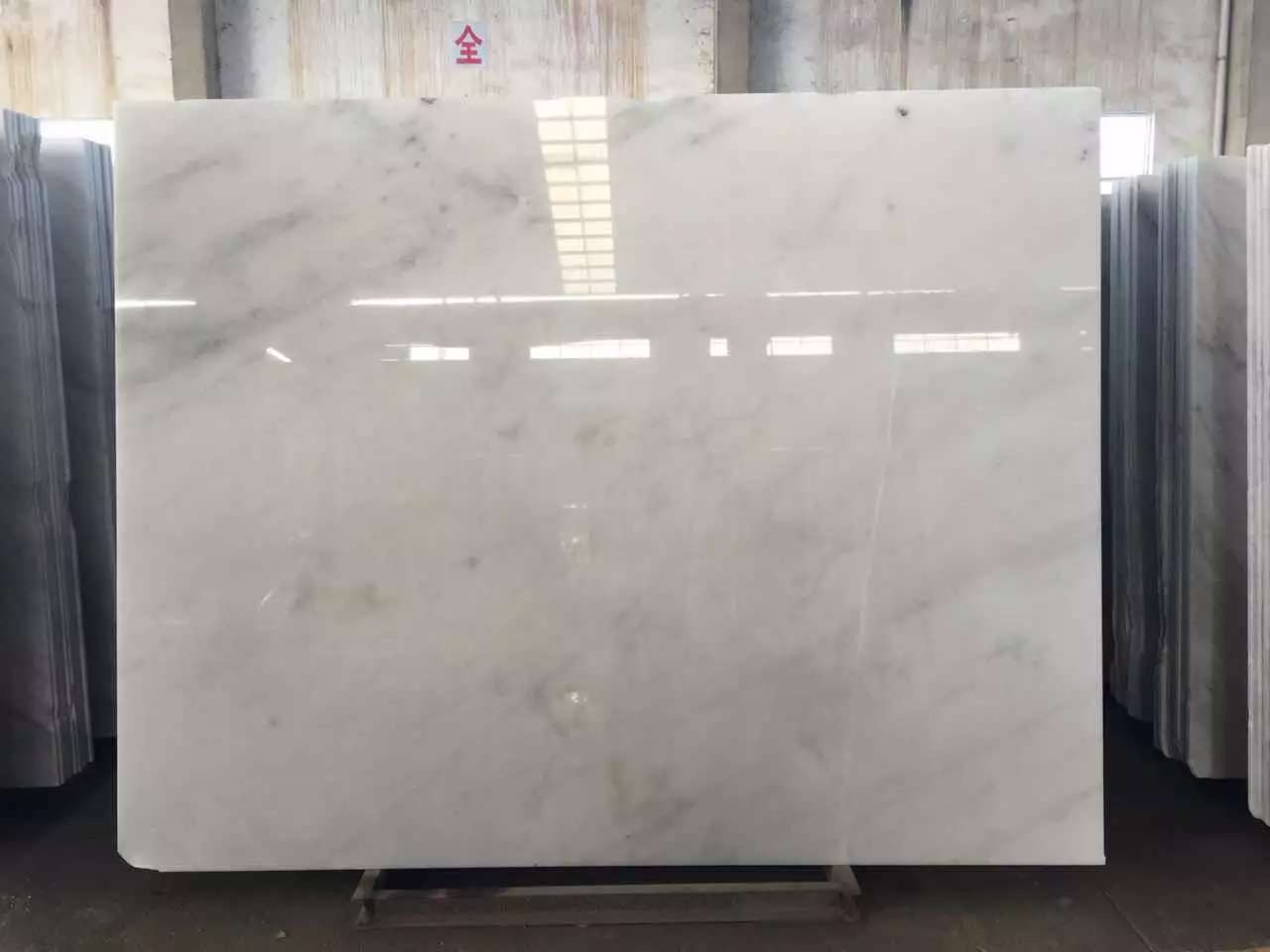 Guangxi White Marble-Arabescato  (34)