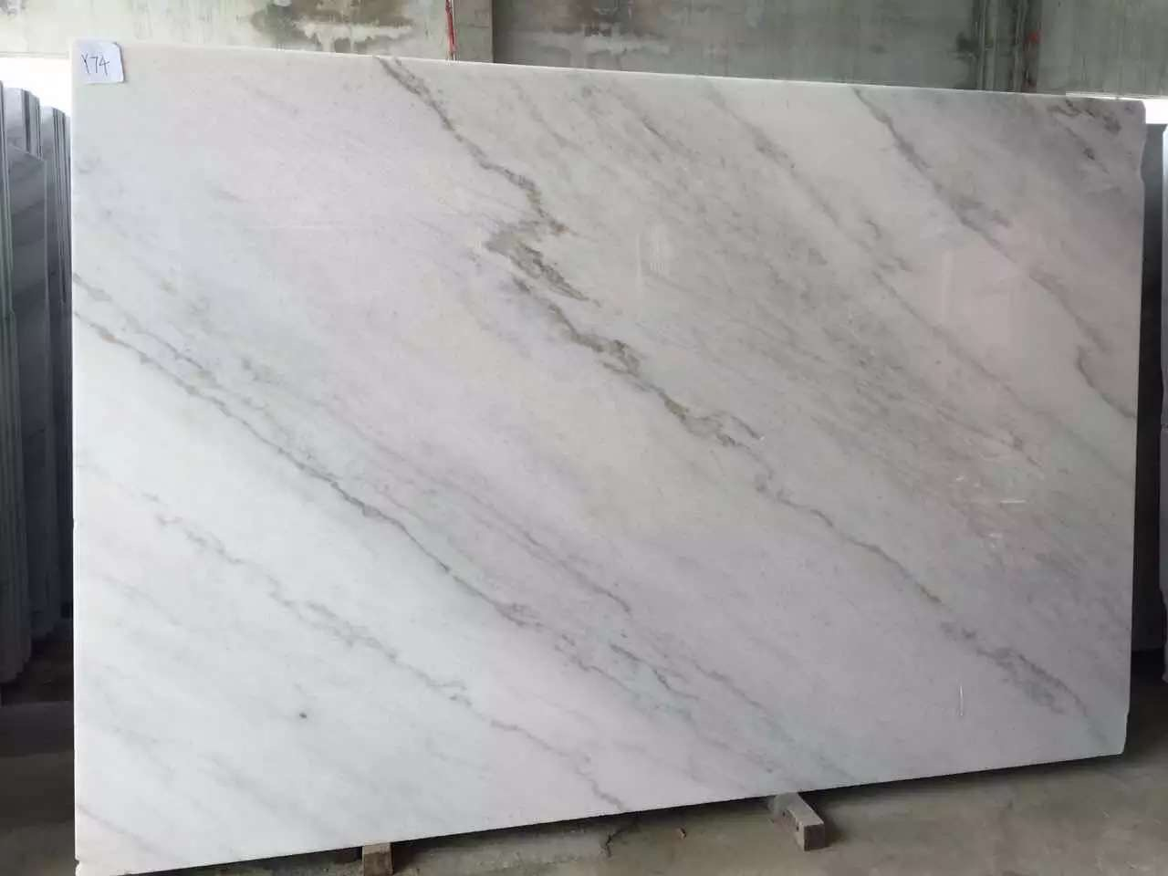 Guangxi White Marble-Arabescato  (36)
