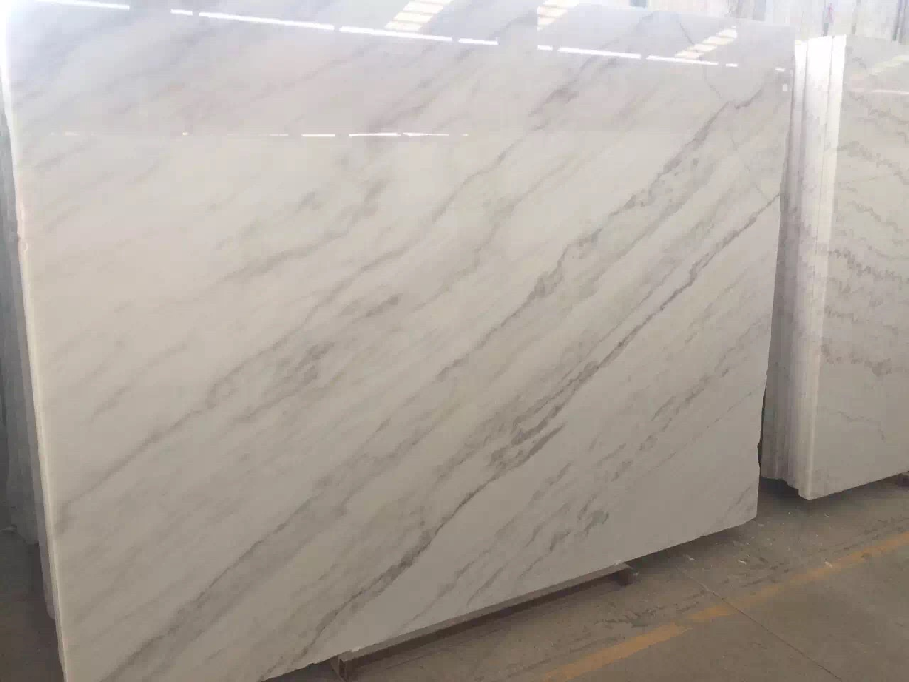 Guangxi White Marble-Arabescato  (39)
