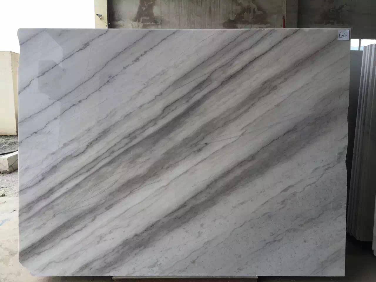 Guangxi White Marble-Arabescato  (46)