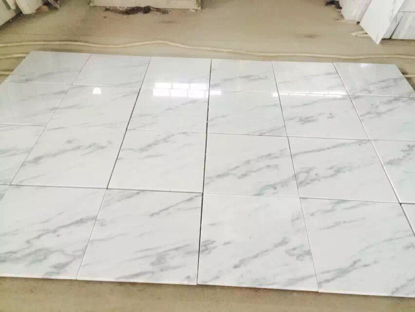 Guangxi White Marble Pre-Installation (15)